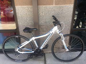 "14.5"" Cannondale Quick CX hybrid bike, Disc & LockOut for Sale in Edmonds, WA"