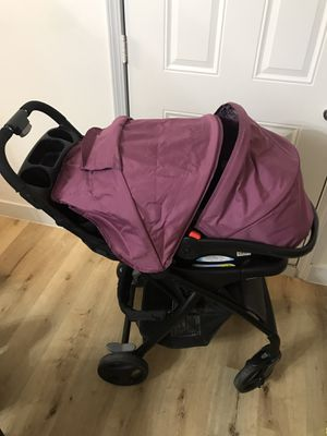 Graco Car Seat & Stroller for Sale in El Centro, CA