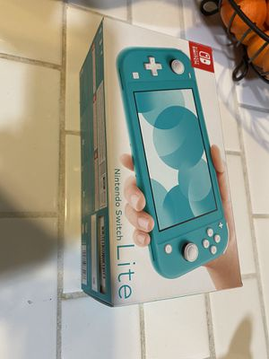 Nintendo Switch Lite Brand New Never Opened. for Sale in San Diego, CA