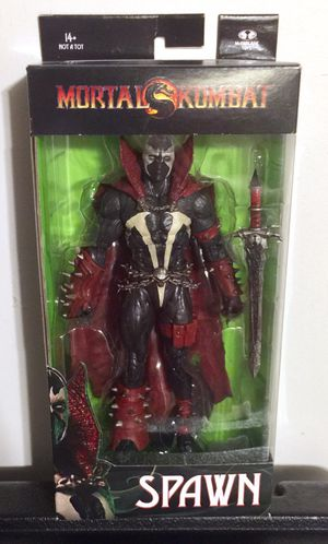 MCFARLANE TOYS MORTAL KOMBAT SPAWN for Sale in Fort Worth, TX