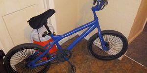 Blue old school mongoose bmx bike for Sale in Wichita, KS