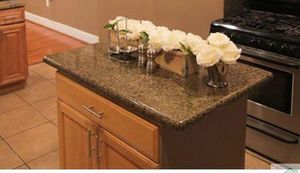 Granite top and kitchen island for Sale in Baltimore, MD
