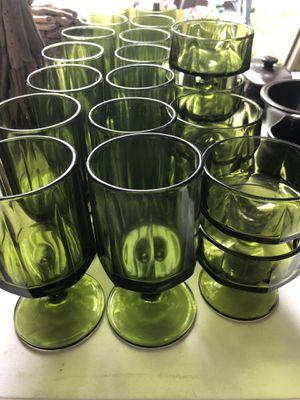 Vintage 1960's Glassware for Sale in West Springfield, VA