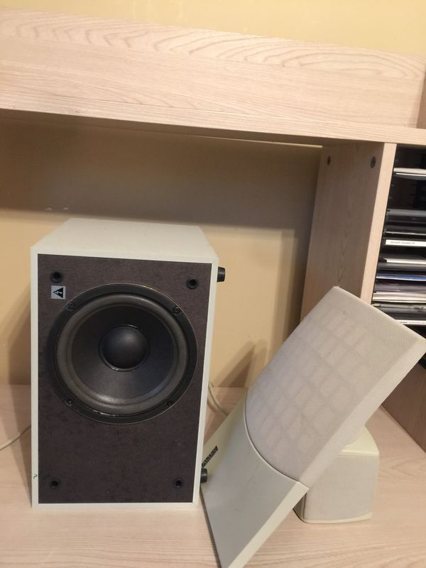 Altec Lansing 5.1 Surround PC Speakers Sound System with Dolby Audio