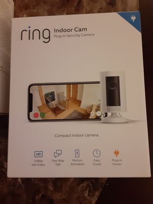 Ring indoor Cam for Sale in Greensboro, NC