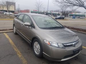 2008 HONDA CIVIC AUTOMATICO 4CYL.. NO ISSUES , SUNROOF,, NO ISSUES , TODO LE TRABAJA , LIMPIECITO for Sale in Bolingbrook, IL