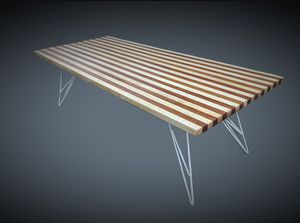 Custom one of a kind coffee table for Sale in Tarpon Springs, FL