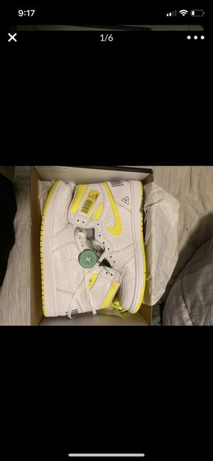 Jordan 1 Retro High First Class Flight - Size 11.5 for Sale in Scottsdale, AZ
