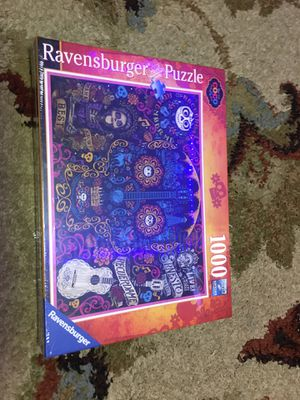 Ravensburger puzzle new for Sale in Davenport, IA