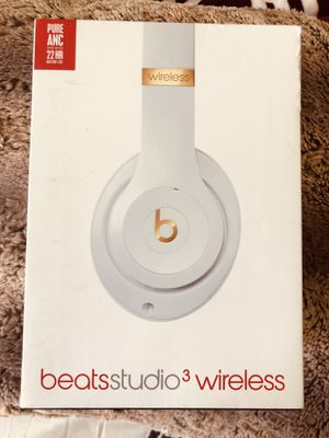 Beats Studio3 Wireless for Sale in Seattle, WA