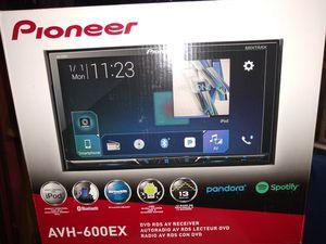 "PIONEER 7"" DVD RDS AV RECEIVER for Sale in San Rafael, CA"
