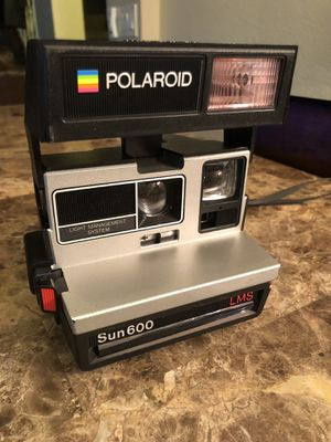 "Polaroid Sun 600 LMS Instant Film Camera 80"" Rare Tested for Sale in Gilbert, AZ"