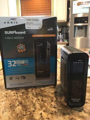 Arris Surfboard SB6190 modem for Sale in Buckeye, AZ