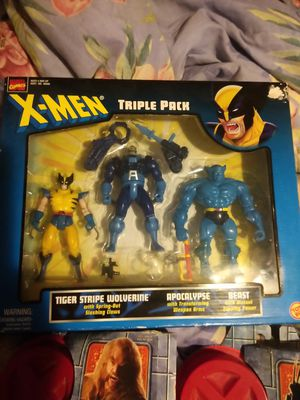 X-Men collectible action figures for Sale in El Paso, TX