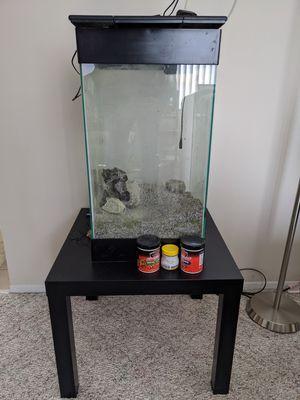 Approx. 10 gallon aquarium for Sale in New Baltimore, MI