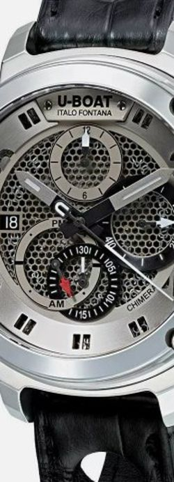 U-Boat 8065 Chimera Skeleton Tungsten sideview Automatic Chrono Mens Watch for Sale in Los Angeles,  CA