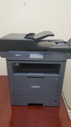 Brother MFC-L5850 Laser Printer Scanner Fax Machine All In One for Sale in Anaheim, CA