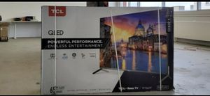 "65"" TCL QLED ROKU SMART TV for Sale in North Las Vegas, NV"