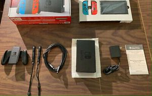 Nintendo switch for Sale in Chesterfield, MA