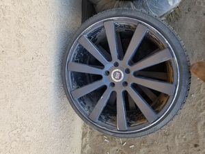 Black rims for Sale in Adelanto, CA