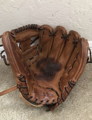 Wilson A2000 DP15 11.5 inch Baseball Glove **AMAZING CONDITION** for Sale in Palm Harbor, FL