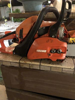 Echo chain saw like new for Sale in Tolleson, AZ