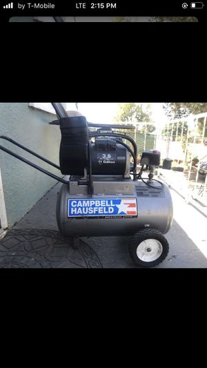 Gray air compressor for Sale in Jurupa Valley, CA