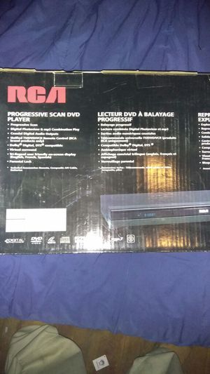 Hey great BRAND NEW DVD PLAYER for Sale in Grosse Pointe, MI