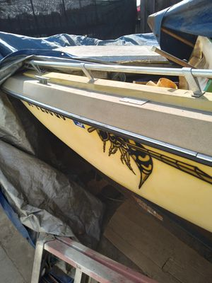 1975 Omega fishing boat with traler for Sale in Norwalk, CA