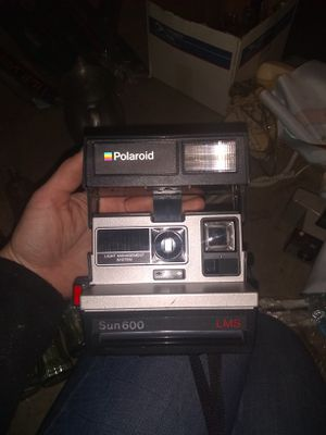 Pick up today!$30 obo vintage Polaroid sun 600 camera for Sale in Philadelphia, PA