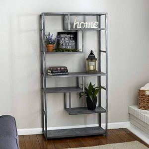 Contemporary Open book shelf / mix media for Sale in Los Angeles, CA