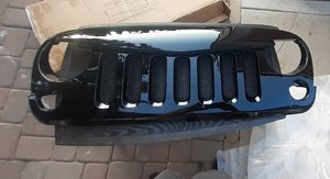 Jeep Grill Jeep Wrangler jeep parts for Sale in Riverside, CA
