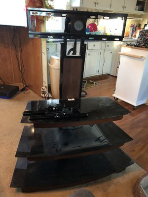 Glass tv stand mount. for Sale in Grand Rivers, KY