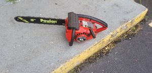 "16"" chainsaw for Sale in Broadway, VA"