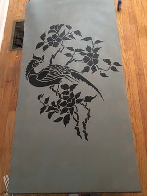 Hand painted and stenciled coffee table for Sale in Murfreesboro, TN