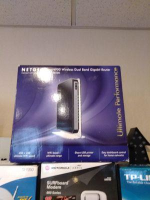 Net gear router for Sale in Modesto, CA