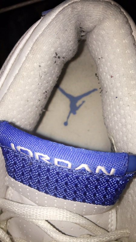 Jordan 14s pacific blue size 9