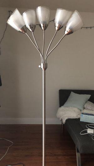 Floor Lamp - 5 bulbs for Sale in San Jose, CA