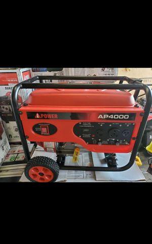 I POWER GAS 4,000 WATTS GENERATOR NEW for Sale in San Bernardino, CA
