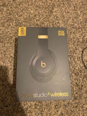Beats studio 3 wireless for Sale in Monroe Township, NJ
