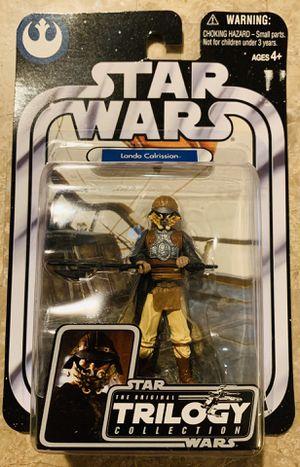 Star Wars Trilogy Lando Skif guard Return of the Jedi for Sale in Boyds, MD