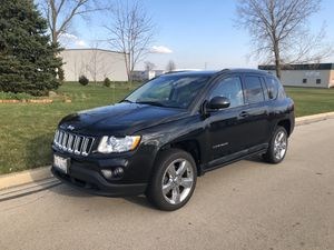 2011 Jeep Compass Limited 4x4 Fully Loaded 4WD Clean Carfax for Sale in Naperville, IL