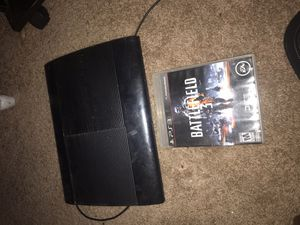 PlayStation 3 for Sale in Greenville, NC