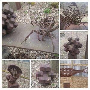 Unique lightweight sculptures for Sale in Eau Claire, WI