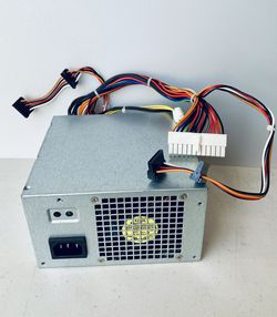 ATX POWER SUPPLY Dell FOR DESKTOP COMPUTER - 275WATT - Model : L275AM-00-4 SATA PORTS- 28 PINS- IN PERFECT CONDITION - LIKE NEW for Sale in Garden Grove,  CA