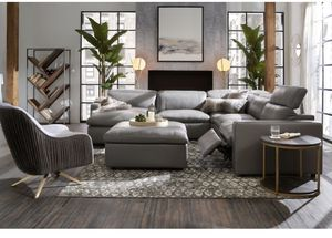 American Signature 4 piece happy collection two recliner's for Sale in Miami, FL