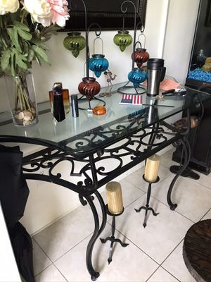 Console table/ TV stand for Sale in Oakland Park, FL