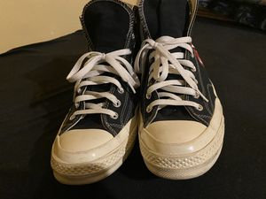 Comme Des Garcons Converse Size 12 for Sale in Hayward, CA