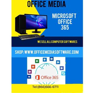 Microsoft office 365 professional for Sale in Pasadena, CA