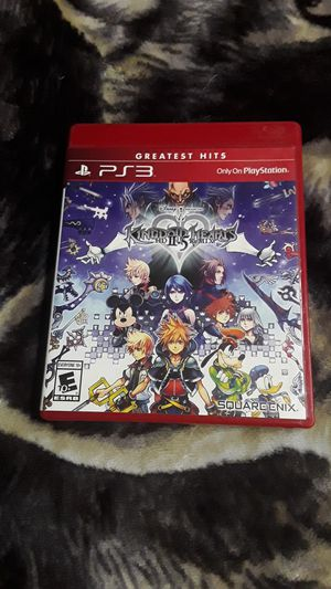Kingdom Hearts 2.5 ps3 for Sale in Denver, CO
